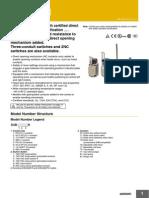 Omron-D4B4111N-datasheet