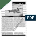 Monogram Hawker Hurricane