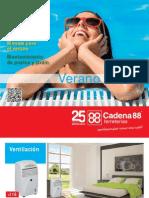 Verano Cadena 88 Castellano