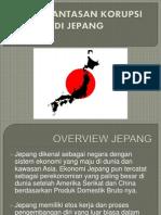 Pemberantasan Korupsi Di Jepang