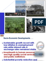 Seminar MTCP INTAN Economic Planning in Malaysia