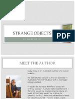 Strange Objects PPT