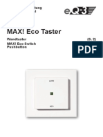 Eco Taster Handbuch