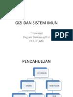 Gizi Dan Sistem Imun