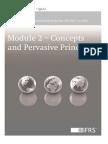 Module 2 Concepts and Pervasive Principles Version 2013