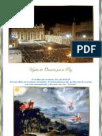 Vigilia de Oracion Por La Paz