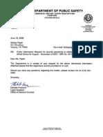 Officer Ochoa Speeding Violations