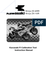 04-05 ZX10 Race Kit Manual | Piston | Clutch