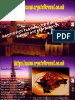 Maputo Food Flavors