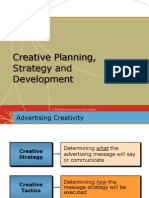 Creative Strategy and Campaign Management