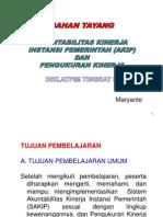 Akuntabilitas Kinerja Instansi Pemerintah Dan Pengukuran Kinerja