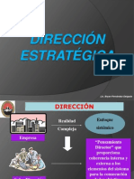 Direccion Estrategica UCPS