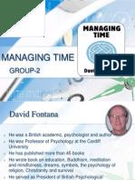 Managing Time Final