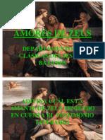 Enigmas Sobre Los Amores de Zeus
