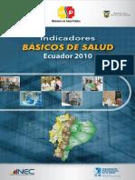 Morbilidad y Mortalidad Ecuador 2010