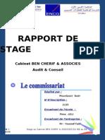 Rapport de Stage Cabinet Daudit CAC