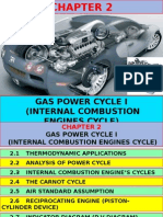 Chapter 2 Gas Power Cycle