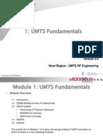 UMTS Fundamentals
