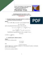 Intrebari Raspunsuri Licenta ISPM