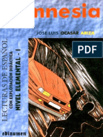 Jose Luis Ocasar Ariza - Amnesia - 2006
