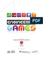 Engineering Games 2013 Booklet