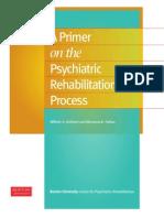 Psychiatric Rehab Primer