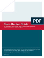 Cisco Router Guide by Cisco Press