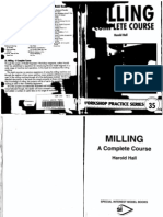 Workshop Practice Series 35 - Milling, A Complete Course