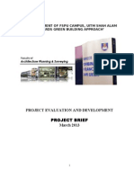 ProjecT Brief March 2013