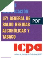 Guía de certificación salud tabaco V1