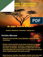 Aspek Perilaku & Kepribadian, Kuliah, Dr. Jojor(1)