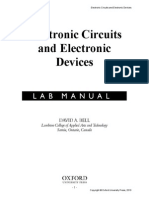 Electronic Circuits and Electronic Devices