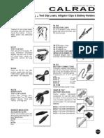calrad catalog (90 series)