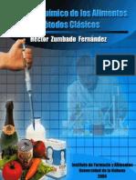 Analisis Quimico de Los Alimentos