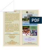 IPR Cell Brochure