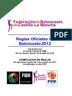 Reg Las 2012