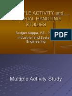 Multiple Activity Study