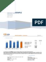 Exemple Evaluation Entreprise