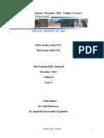 Iranian Efl Journal Volume 8 Issue 6