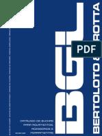 Catálogo BGL Buchas
