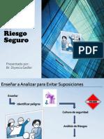 Análisis de Riesgo Seguro