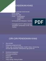 Bab 8-Pendidikan Khas(1)