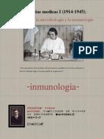 Las Ciencias Medicas I (1914-1945)