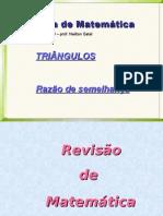 Semelhanca de Triangulos