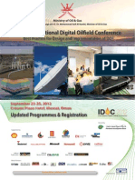 Digital Oilfield summit