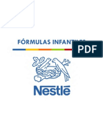 Formulas Lacteas Nestle 2013
