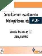 Levantamento Bibliografico Internet