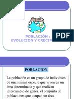 POBLACION EVOLUCION Y CRECIMIENTO.ppt