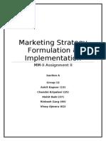 Lakme Marketing Strategy Final