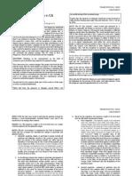 Digest for Magsaysay v. Agan